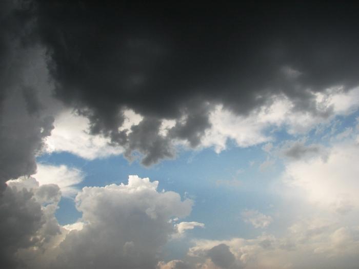 Storms Heralding the Monsoon