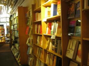 Inside MIT Press Book Store